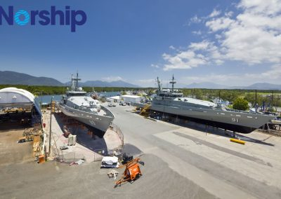 port hinchinbrook boat maintenance