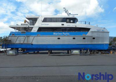 National Parks Reef Ranger