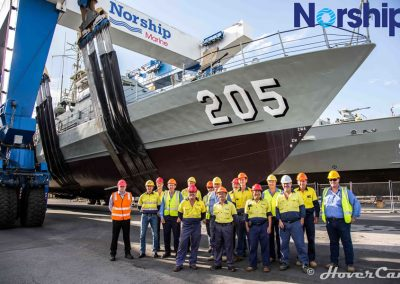 Norship FCPB Experience