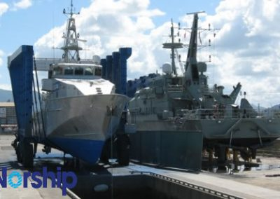 Norship shiplift