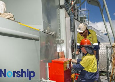 Cairns commercial boat maintenance