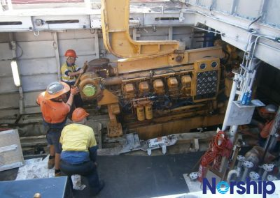 PPB Engine Removal