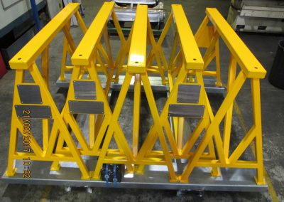 manafactured trestles stands